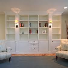 White Bookcase Ideas Wonderful Bookshelf Design Architecture With Simple Concept