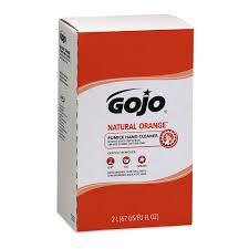 amazon com gojo 7556 natural orange pumice hand cleaner refill