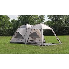 texsport twin peaks two room cabin dome tent hayneedle