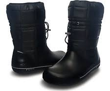 womens winter boots size 11 wide crocs crocband s winter boot oyster color size 5 wide ebay