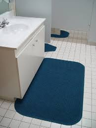 Bathroom Floor Rugs Bathroom Sink Mats Are Anti Bacteria Restroom Mats By American