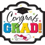 graduation sign graduation party supplies