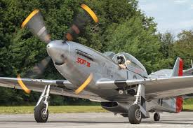 tf 51 mustang aviation photography
