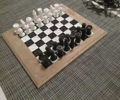 Diy Chess Set The Best Chess Sets On Instructables