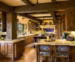 Cabin Kitchen Designs Log House Kitchen Design Ideas Deluxe Home Design