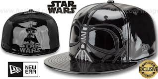nw era darth vader character fitted hat by new era at hatland