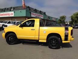 dodge ram 1500 lease pickard leasing ltd 2005 dodge ram 1500 rumble bee