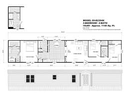 clayton mobile homes floor plans single wide home flo 512776