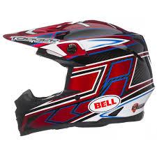 bell motocross helmets uk bell moto 9 carbon tagger clash motocross helmet red
