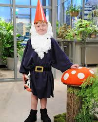 gnome costume u0026 video martha stewart