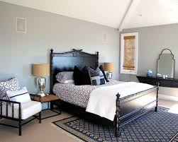 love the wall colors and dark furniture for master bedroom dreamy