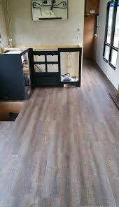 Can You Put Laminate Flooring In A Kitchen How To Replace Rv Flooring Mountainmodernlife Com