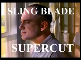 Sling Blade Meme - sling blade karl s grunt and mmmm hmmm supercut youtube