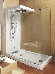 ideas for bathroom showers bathroom glamorous bathroom shower remodel ideas doorless walk in
