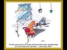 christmas martini png why cats start drinking martinis during christmas literaryman