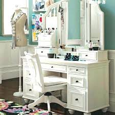 Glass Vanity Table White Vanity Set With Lighted Mirror Articles Glass Dressing Table
