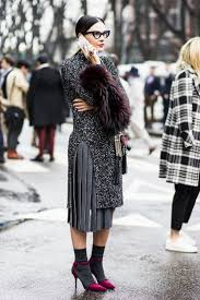 10 ways to wear dresses and still stay warm this winter fashion