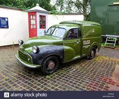 postal vehicles morris minor van stock photos u0026 morris minor van stock images alamy