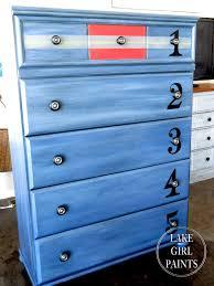 lake paints boys blue dresser paint diy