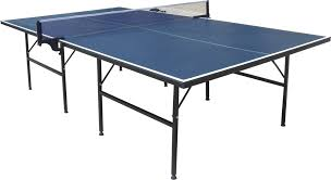 portable table tennis table single folding table tennis equipment indoor pingpong equipment