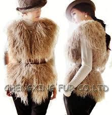 Lamb Halloween Costume Cx 09 Halloween Costume Fashion Genuine Mongolian Lamb Fur