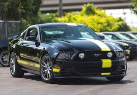2014 Black Mustang 2014 Hertz Penske Ford Mustang Gt Is For Rent Only Kelley Blue