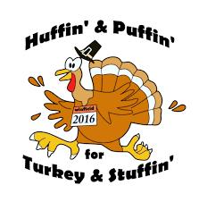 thanksgiving 5k huffin u0027 u0026 puffin u0027 for turkey u0026 stuffin u0027 5k u0026 fun run winfield