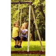 Park Flyers Backyard Flyers by Flexible Flyer Play Park Metal Swing Set Walmart Com