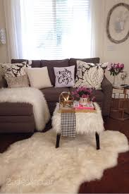 feb 25 using the basics faux fur throw fur throw and small rooms