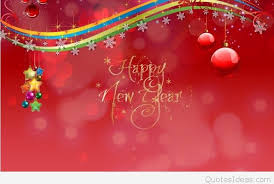 new year greeting card designs 2017 happy holidays