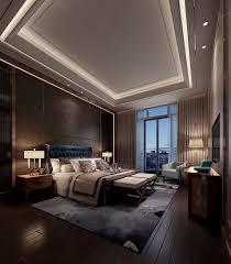 Modern Luxury Bedroom Design - modern renovation parkyn design interior design firm