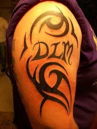 name tattoo for men dlm tattoo tattoos blog tattoos blog
