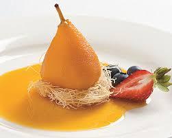 gourmet pears season to taste
