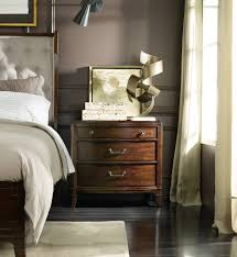 16 Nightstand Hooker Furniture Bedroom Palisade Three Drawer Nightstand 5183 90016
