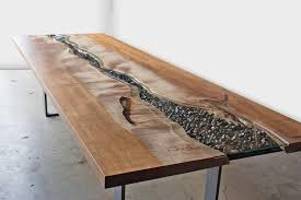 Wooden Center Table Glass Top Welcome To Live Edge Design Remarkable Natural Custom Furniture