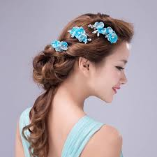 hair accessory flower hair accessories for weddings wedding corners