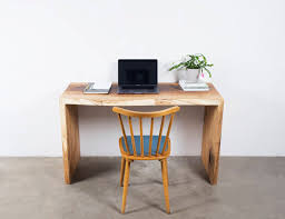 Schreibtisch Eiche Modern Riesen Stück Eichenholz Schreibtisch Moderene Tische