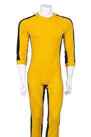 bruce yellow jumpsuit bruce s yellow jumpsuit fetches 100 000 wsj