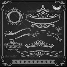 ribbon ornament by alitsuarnegara graphicriver
