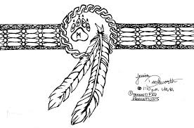 heritance tribal armband by jocossie on deviantart