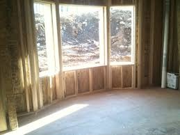 double wall passive house framing for high r value insulation
