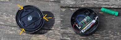 solar batteries for outdoor lights mason jar light diy solar jar from an old solar light