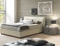Contemporary Beds Esprit Modern Bed Gray In Queen Size Only Contemporary Queen