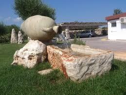 fontane per giardini fontana da giardino pubblica in pietra naturale un mondo in