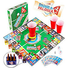 Barnes And Nobles Board Games Amazon Com Drink A Palooza Party Board Game Combines
