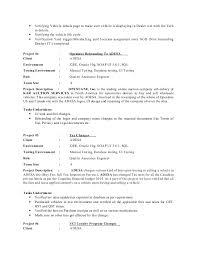 Manual Testing Sample Resumes by Shashank Chourasia 3 Testing Resume
