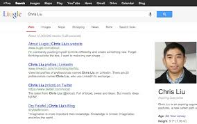 My Google Resume Chis Liu Aspiring Ad Man Creates Fun Google Inspired Resume