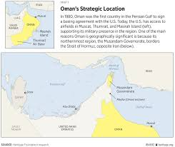 middle east map gulf of oman as the u s restores credibility in the middle east it should not