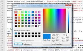 colorpicker plugin