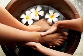 what are the different types of pedicures with pictures